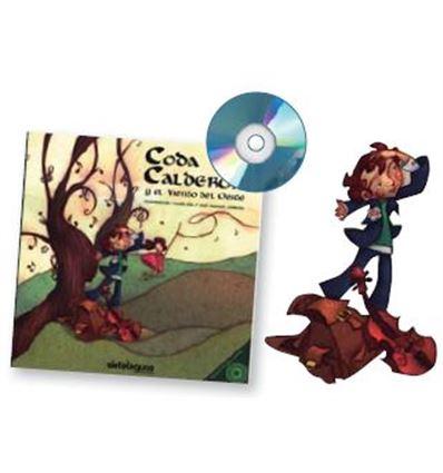 CODA CALDERON Y EL VIENTO DEL OESTE + CD - CODA-CALDERON-75774230