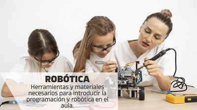 Robótica para el aula