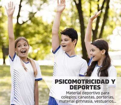 Psicomotricidad y Deportes