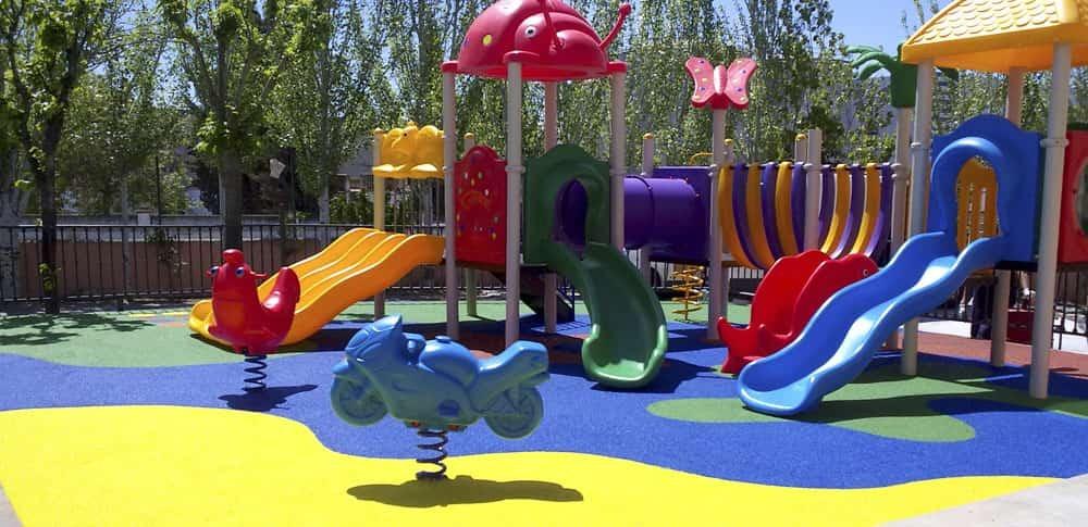 Los Parques Infantiles